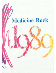 The Medicine Rock - 1989 - Yearbooks of Carter County - Montana Memory  Project