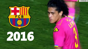 Mauricio Lemos - Ultimate Defending Skills 2016 - Welcome to FC Barcelona -  HD - YouTube