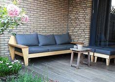 DIY Outdoor Sectional Build It Yourself Out Of Regular Wood From Do It Yourself Outdoor Furniture