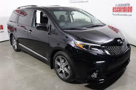 New 2017 Toyota Sienna SE Premium Mini-van, Passenger in Escondido ...