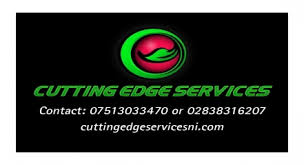 Small Picture Cutting Edge Services Landscapers in Portadown