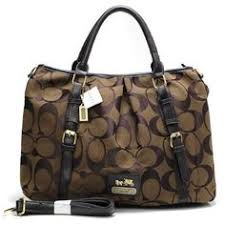 Cheap And Fashion Coach Buckle In Monogram Large Coffee Satchels CBM Are  Here!