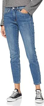 Tom Tailor <b>Denim</b> Women's <b>NELA Extra Skinny Jeans</b>, Blue (Used ...