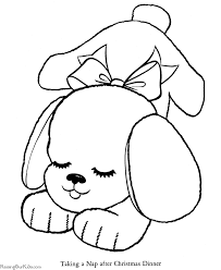 Small Picture Easy Dog Coloring Pages Kids Animal Coloring Pages Of Art Coloring
