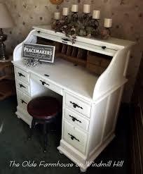 antique oak roll top desks for winners only roll top desk
