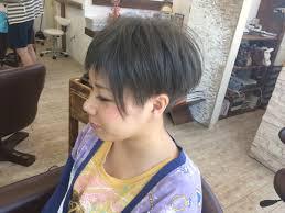 ボーイッシュ女子 福島市 美容室 チェリーコークランプガーデン
