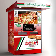 Pizza Vending Machine For Sale Inspiration Franchise For Sale Pizza Vending Machines Chinatown Tanjong