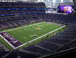 Us Bank Seating Chart U S Bank Stadium Section 318 Seat Views Seatgeek