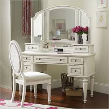 appealing bed bath and beyond vanity table with modern vanity desk with mirror stools that integrated