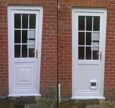 image of cat doors for sliding glass doors single