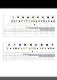 Nozzle Chart Metric Irrigation Toro Sprinklers B Series Brochure Page 1