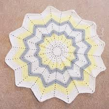 Crochet Star Blanket Pattern