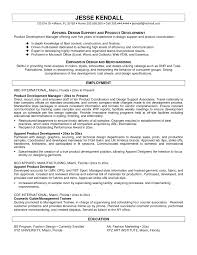 technical product manager resume sample ...