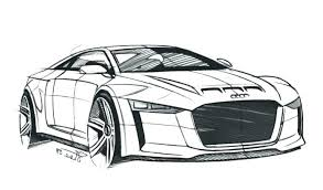 Sports Cars Coloring Pages Pdf Car Coloring Pages Sports Cars Police