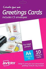 Avery Greeting Cards Avery Greeting Card Cards 3266 Leanjava
