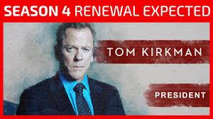 Is Designated Survivor Renewed Designated Survivor Season 4 Renewal Expected By Netflix Is Kirkman The New Francis Underwood