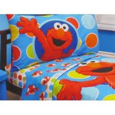 Amazon.com: Baby / Child Sesame Street Elmo 4 Piece Toddler ... & Baby / Child Sesame Street Elmo 4 Piece Toddler Bedding Set With Quilt,  Pillowcase, Adamdwight.com