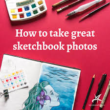 Art drawing office Comic Nela Dunato How To Take Great Sketchbook Photos Nela Dunato Art Design