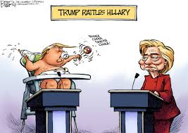 Image result for debate two cartoons