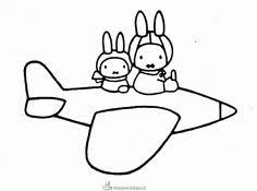 337 Best Miffy Images In 2019 Miffy Coloring Books Bunny