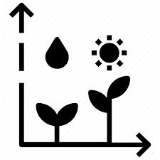 Farm Growth Chart Smart Farm By Vectors Point