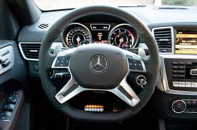 Discover the New and Powerful 2012 Mercedes-Benz ML63 AMG 33 -