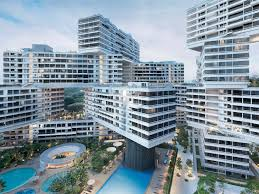 cool real architecture buildings. Delighful Architecture HOUSING The Interlace By OMABuro Ole Scheeren Singapore World Architecture  Festival And Cool Real Buildings