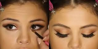 this is exactly how selena gomez does her revival tour makeup s