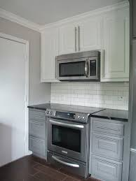 white cabinets kendall charcoal gray