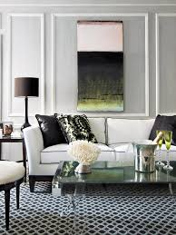 leather couches living room. White Sofa Living Room With Black Floor Leather Couches