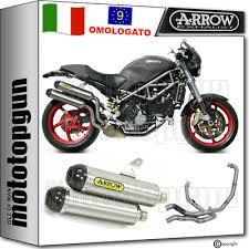 arrow exhaust complete approved round c
