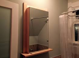DIY Recessed Bathroom Medicine Cabinet Album on Imgur