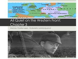 All Quiet On The Western Front Quotes Beauteous All Quiet On The Western Front