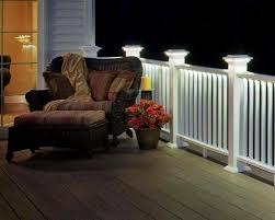 led deck rail lights. Led Deck Lights Keep On United State Rail From Azek Custom Home Magazine Products M