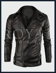 negans leather jacket men