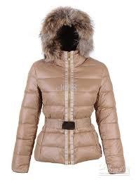 designer women down jackets brown faux fur trim hoo jacket slim with belt women down jackets with 154 29 piece on cl008 s dhgate com