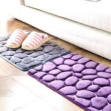 large memory foam bath mat toilets contour toilet rug memory foam toilet rug soft carpet cobblestone large memory foam bath mat