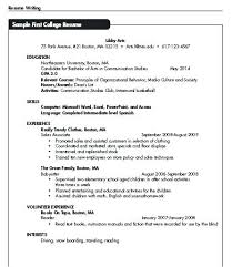 Babysitting Resume Template Magnificent Babysitter Resume Template And Babysitter Resume Template Free Nanny