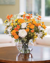 Which Artificial Flower Colors Are Good for a Home?
