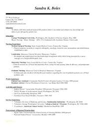 Nursing Resume Templates Free Awesome Nurse Resume Format Onlyhealth