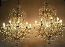 antique crystal chandeliers uk chandelier parts value french home improvement remarkable very large matching pair chandeli