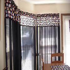 Kitchen Curtains Modern Kitchen Accessories Elegant Kitchen Curtain Ideas Combined Window
