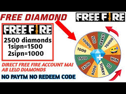 Free fire me free diamond kaise le? How To Get Free Diamond In Free Fire Add Free How To Get 2500 Diamond Dilly Free Fire Add Free دیدئو Dideo