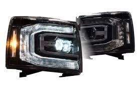 2008 Chevrolet Silverado Fog Light Bulbs Toyota Tacoma Xb Led Headlights Complete Housings From