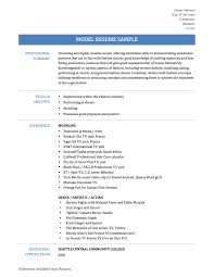 model resume samples templates and job descriptions model resume