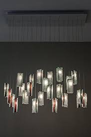 am studio lighting. AM Studio LightingWhite Drops Light Fixture Glass Multi Pendant Chandelier 40 Units Am Lighting