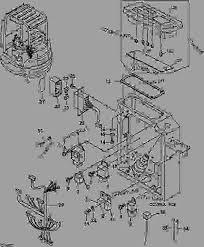 electric parts excavator john deere 35zts excavator 35zts list of spare parts