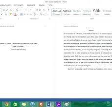 Formatting Style In Word Inside Format Template Ms Apa Dipmycar Co