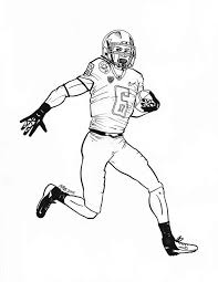 Oregon Ducks Football Free Coloring Pages On Art Coloring Pages