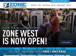gym website design fitness crossfit affiliate website design sitefi fitness sites